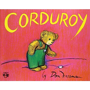 Penguin Corduroy Book By Don Freeman, Grades pre-school - 12th