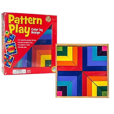 Mindware Critical Thinking Game, Pattern Play