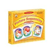 Carson Dellosa® What Happens Next? Picture Sequencing Board Game, Grades Kindergarten