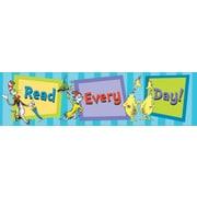 Eureka® Dr. Seuss™ pre-school - 6th Grades Banner, Read Every Day