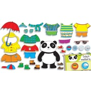 Teacher's Friend® Bulletin Board Set, Weather Panda