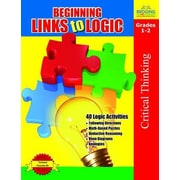 Milliken Publishing Company Beginning Links To Logic Book Series, Grades 1st - 2nd