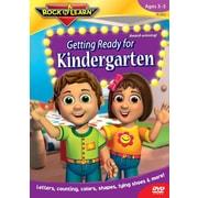 Rock 'N Learn® Getting Ready for Kindergarten DVD