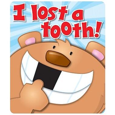 Carson-Dellosa I Lost a Tooth Motivational Stickers