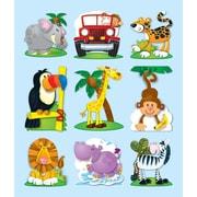Carson-Dellosa Jungle Prize Pack Stickers