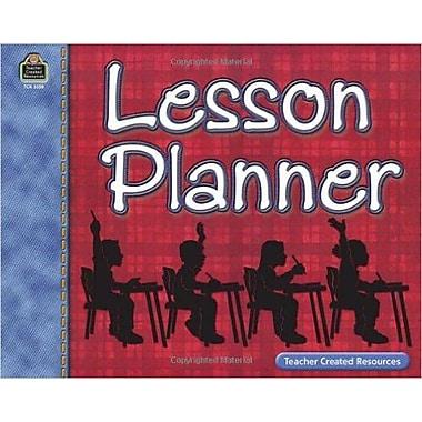 Teacher Created Resources® Lesson Plan Book, P - 12th