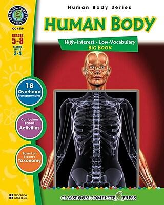 Classroom Complete Human Body Big Book