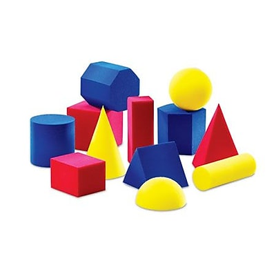 Learning Resources® Everyday Shapes Activity Set