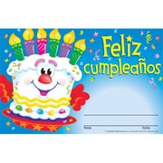 Awards, Feliz Cumpleanos Pastel Recognition Awards by