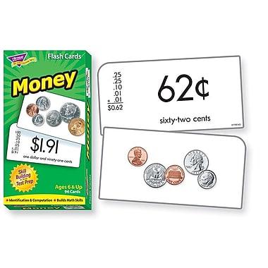 Trend Enterprises Skill Drill Flash Cards, Money (T-53016)