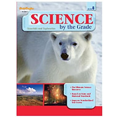 Houghton Mifflin Harcourt® Science By The Grade Book, Grade 8 (SV-34367)