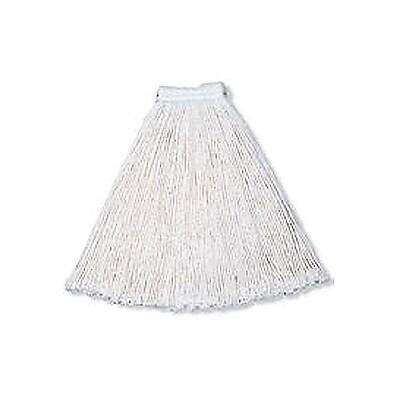 Rubbermaid® Cut-End Cotton Mop #32, Economy, White
