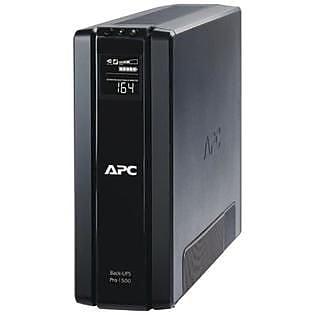 APC Power Saving Back-UPS Pro 1500VA LCD Display 10 Outlet (BR1500G)