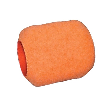 Magnolia Brush 100% Synthetic Fiber Heavy Duty Paint Roller Cover, 4 in (L), 3/8 in (L) Nap