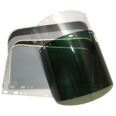 Anchor Brand® Clear PETG Face Shield Visor, 8 in (H) x 16 1/2 in (W) x 0.04 in (T)