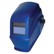 Jackson® Nitro Blue W40 Variable Auto Darkening Filter Welding Helmet, 9 - 13 Lens