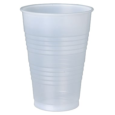SOLO® Galaxy® Translucent Plastic Cold Cups, 16 oz., 50/Pack