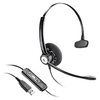 Plantronics Blackwire™ C610 Wired VoIP Telephone Headset