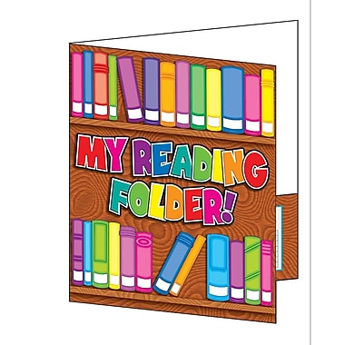 Teacher's Friend® My Reading Folder Pocket Folder