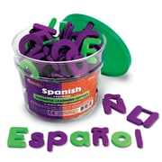 Spanish Magnetic Soft Foam Learning Letters