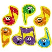 Trend Enterprises® Sparkle Stickers, Merry Music