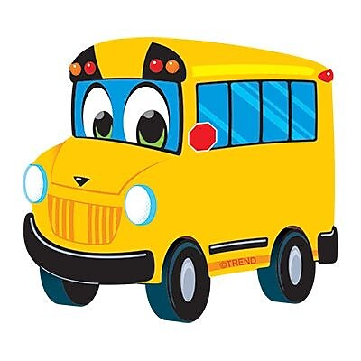 Trend® Mini Accents, Bus