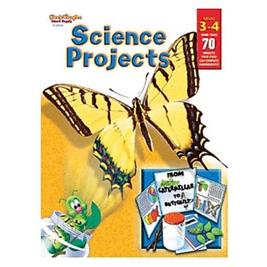 Houghton Mifflin Harcourt® Science Projects Student Edition Book, Grade 3 - 4 (SV-69108)