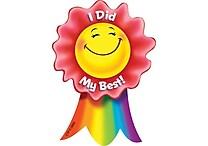 Creative Teaching Press Smiling Ribbon Rewards, I Did My Best!