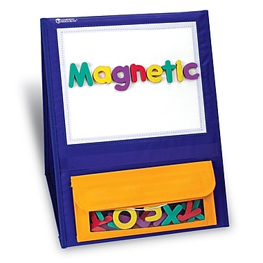 Learning Resources® Double-Sided Magnetic Tabletop Pocket Chart