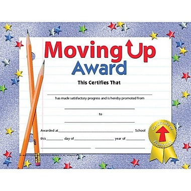 Flipside Moving Up Award, 30/Pack (H-VA518)