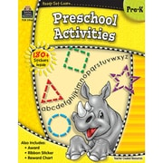 Ready•Set•Learn: Preschool Activities