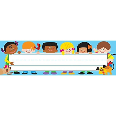 Trend® Desk Toppers® pre-kindergarten - 2nd Grades Name Plate, Kid's