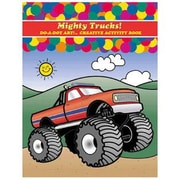 Do-A-Dot Art Mighty Trucks! Activity Book