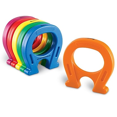 Learning Resources Primary Science Horseshoe-Shaped Magnet (LER0790)