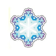 Trend® Mini Accents, Snowflake