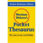 Merriam-Webster® Pocket Thesaurus