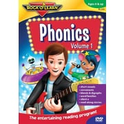 Rock 'N Learn – DVD Phonics, Volume 2 (RL-210)