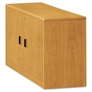 HON® 10700 Series Storage Cabinet with Adjustable Shelf, Harvest