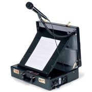 "Oklahoma Sound® 5""H x 13""W x 18""D Portable PA System in Briefcase"