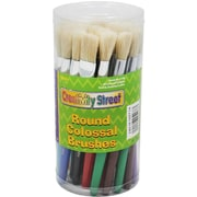 Chenille Kraft Creativity Street Round Colossal Paint Brush, 30/Pack (CK-5168 )