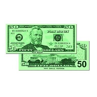 Learning Advantage Bill Set, $50
