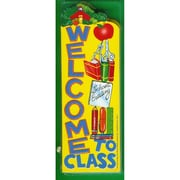 Eureka Bookmarks, Welcome to Class