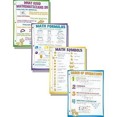 McDonald Publishing® Poster Set, Math Basics