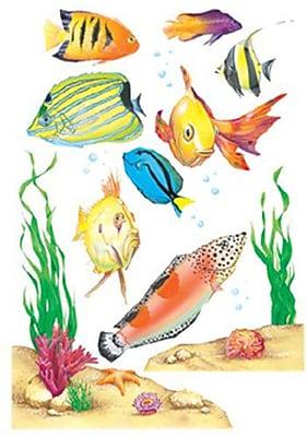 Eureka® Window Cling, Fish (EU-83623)