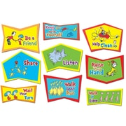 Eureka® Bulletin Board Set, Dr. Seuss Classroom Rules