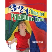 Gryphon House 3-2-1 Time For Parachute Fun Book