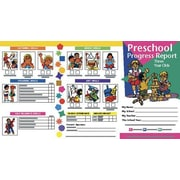 Hayes Preschool Progress Report Record Book, 10/Pack (H-PRC1)