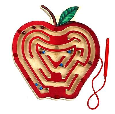 Anatex Magnetic Apple Maze Game 935047