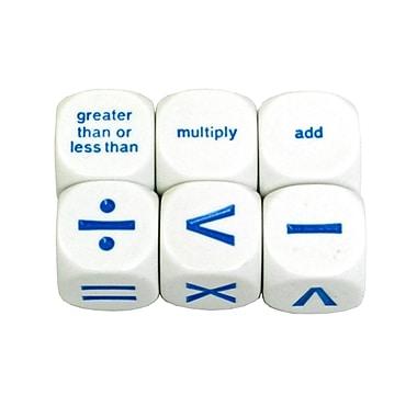 Koplow Games Math Operation Dice, Grades 3rd -7th, 6 Set (KOP13947)