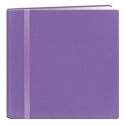 Pioneer Snapload Scrapbook Cloth With Ribbon, 12